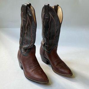 Abilene Vintage 86' Western Cowboy Boots Sz 6M